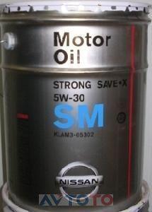 Моторное масло Nissan KLAM305302