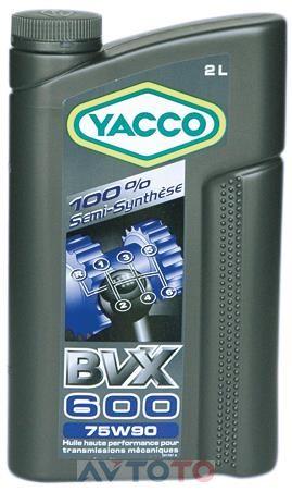 Трансмиссионное масло Yacco 340424