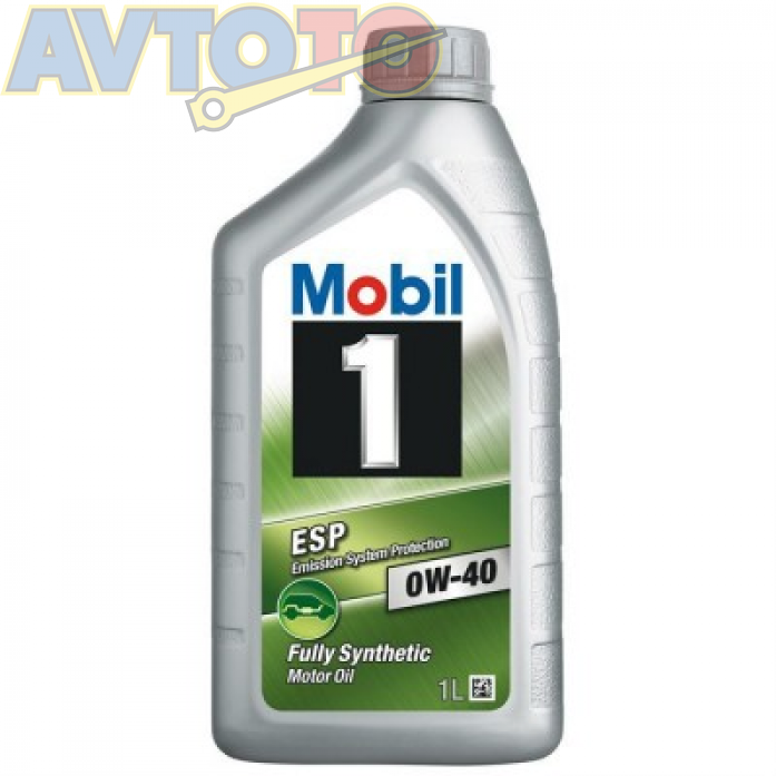 Моторное масло Mobil 152057