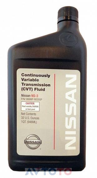 Трансмиссионное масло Nissan 999MPNS300P