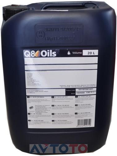Моторное масло Q8 101140401451