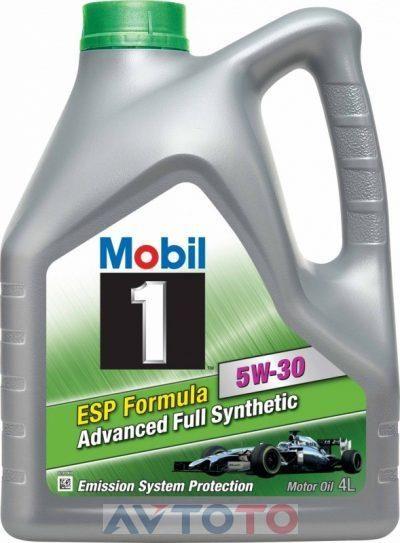Моторное масло Mobil 5055107440469