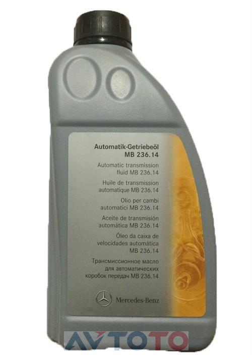 Трансмиссионное масло Mercedes Benz A0019896803
