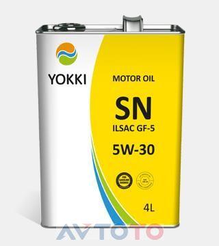 Моторное масло Yokki YAE301004SK