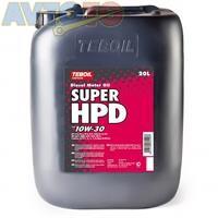 Моторное масло Teboil 036422