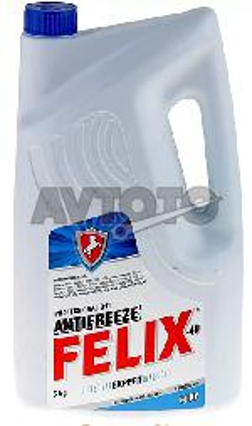 Охлаждающая жидкость Felix 4606532005054