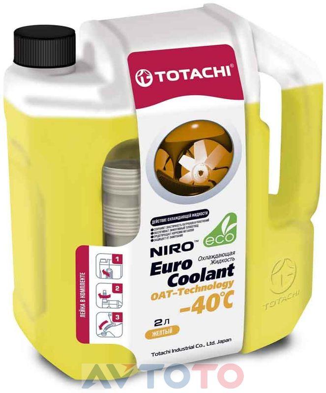 Охлаждающая жидкость Totachi 4589904923975
