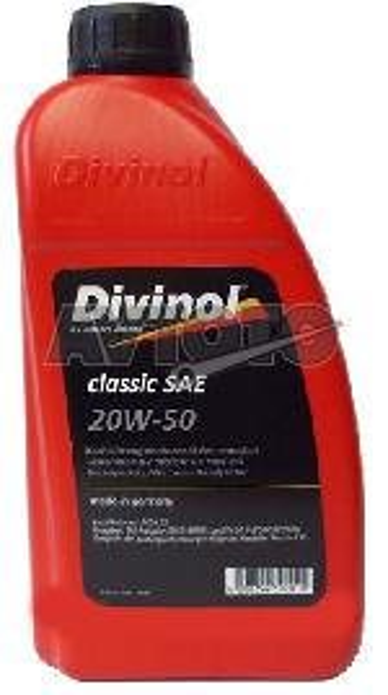 Моторное масло Divinol 4963CAC069