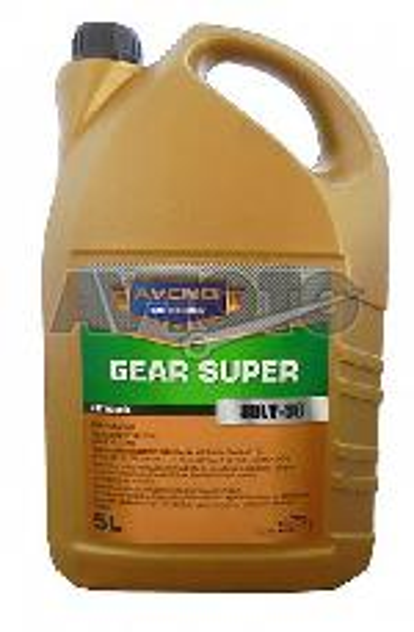 Трансмиссионное масло Aveno 3022040005