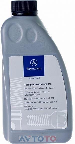 Трансмиссионное масло Mercedes Benz A0009899203