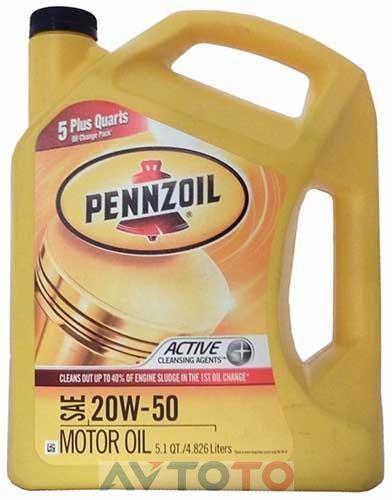 Моторное масло Pennzoil 071611013758