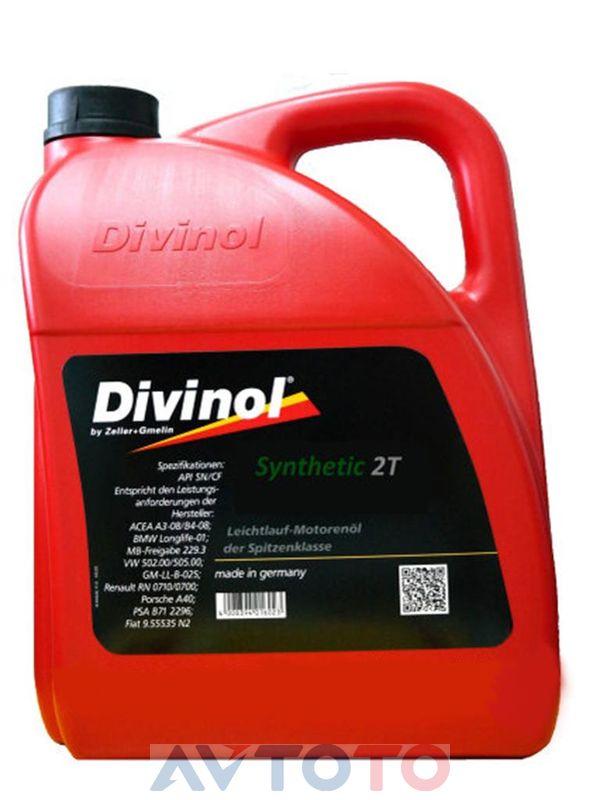 Моторное масло Divinol 49490K007