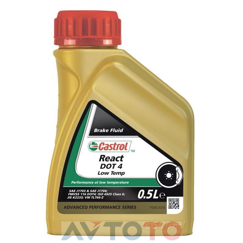 Тормозная жидкость Castrol 1581B4