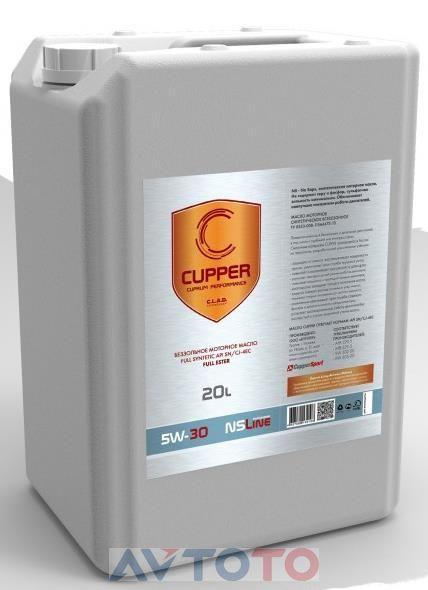 Моторное масло Cupper FE5W3020