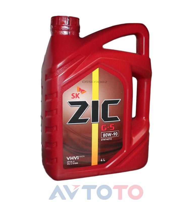 Трансмиссионное масло ZIC 162633