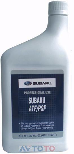 Трансмиссионное масло Subaru SOA868V9240
