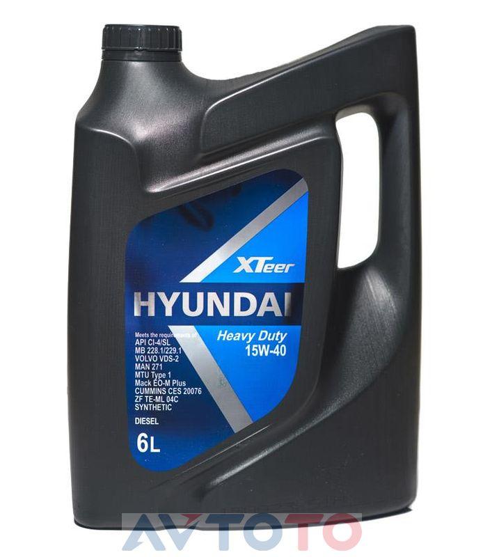 Моторное масло Xteer 1061005