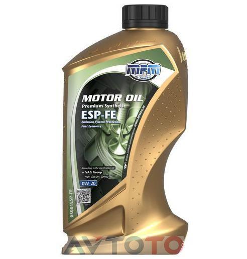 Моторное масло MPM Oil 05001ESPFE