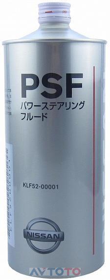 Гидравлическое масло Nissan KLF5200001