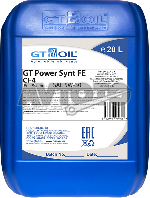 Моторное масло Gt oil 8717455002948