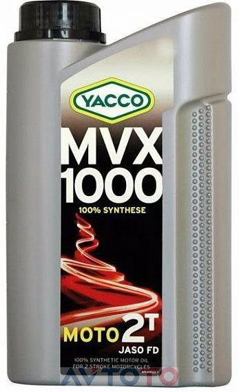 Моторное масло Yacco 333224