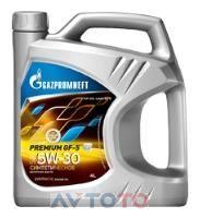 Моторное масло Gazpromneft 4650063116123