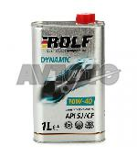 Моторное масло Rolf 322235