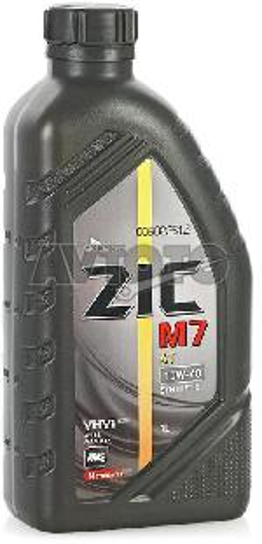 Моторное масло ZIC 137211