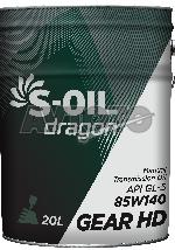 Трансмиссионное масло S-Oil DHD85W14020