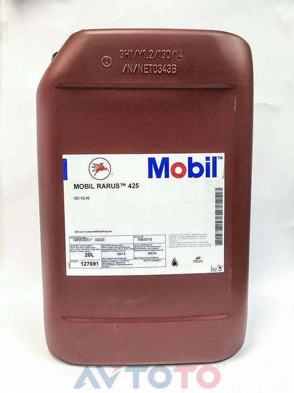 Гидравлическое масло Mobil 127691