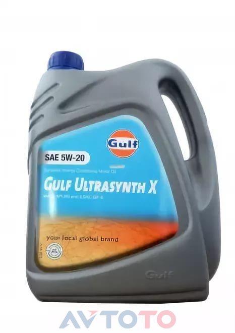 Моторное масло Gulf 8718279032685