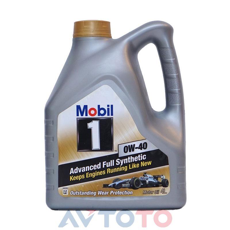 Моторное масло Mobil 152558