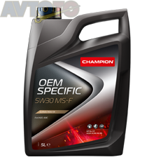 Моторное масло Champion Oil 5W-30 8209512