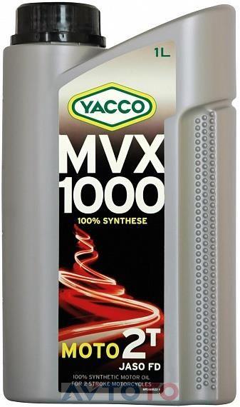 Моторное масло Yacco 333225