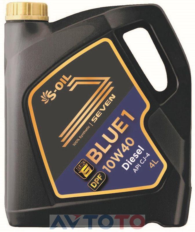 Моторное масло S-Oil CJ10W4004
