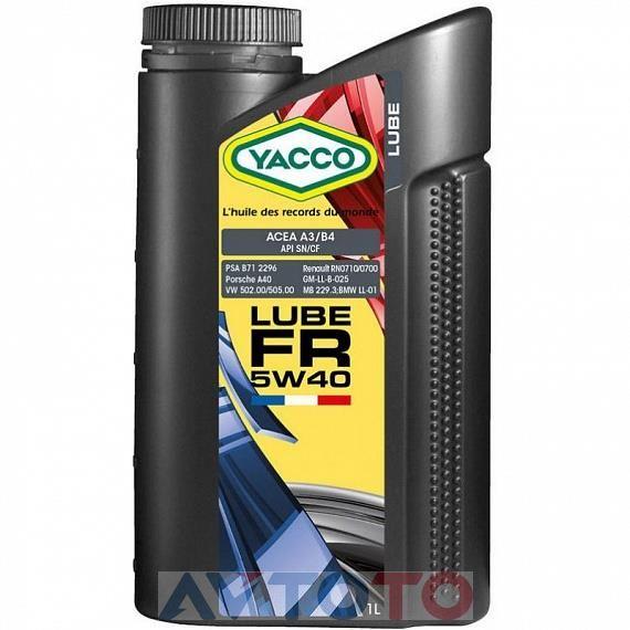 Моторное масло Yacco 305425