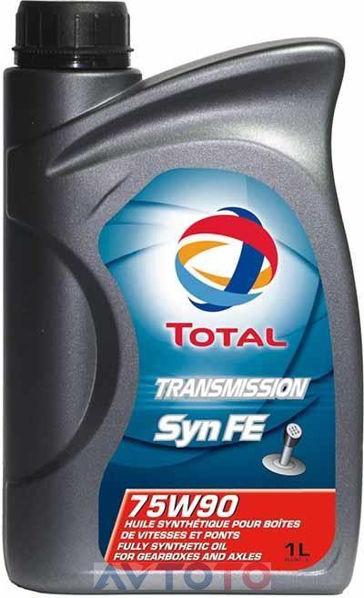 Трансмиссионное масло Total 166273