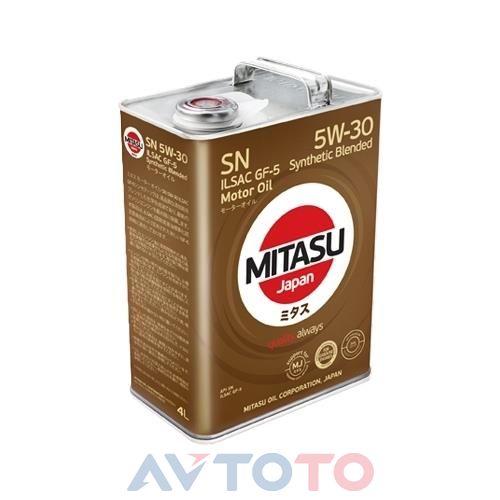 Моторное масло Mitasu MJ1204