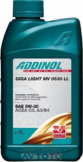 Моторное масло Addinol 4014766072573
