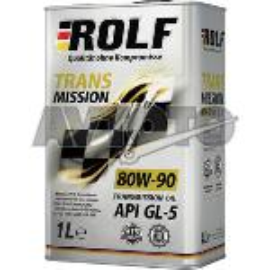 Трансмиссионное масло Rolf 4260429110117