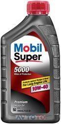 Моторное масло Mobil 112889