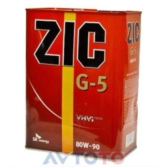 Трансмиссионное масло ZIC 163339