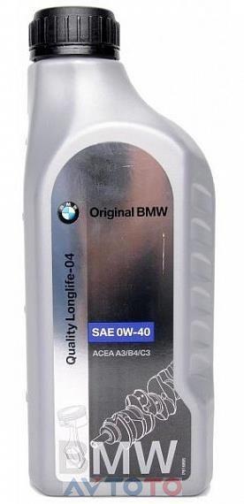 Моторное масло BMW 83210398504