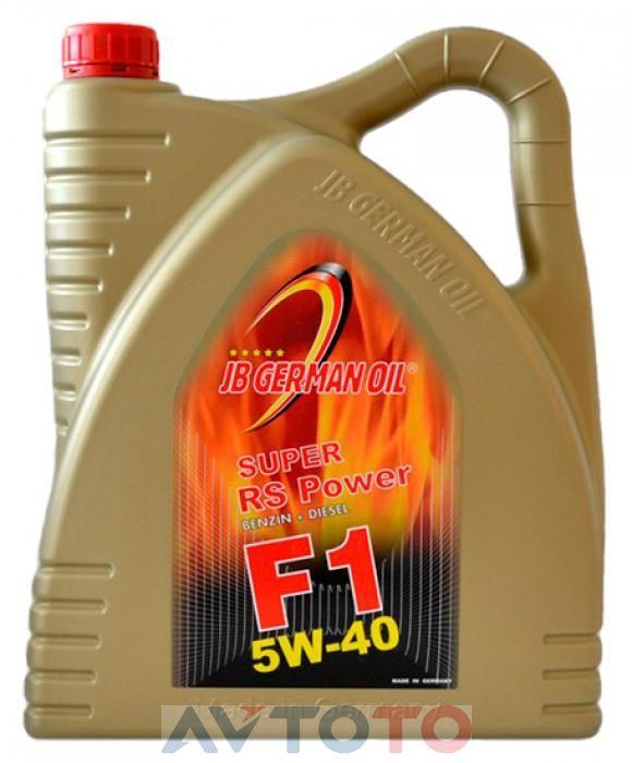 Моторное масло JB 4027311000976