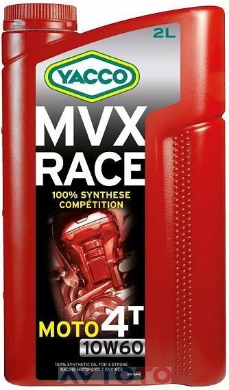 Моторное масло Yacco 332124