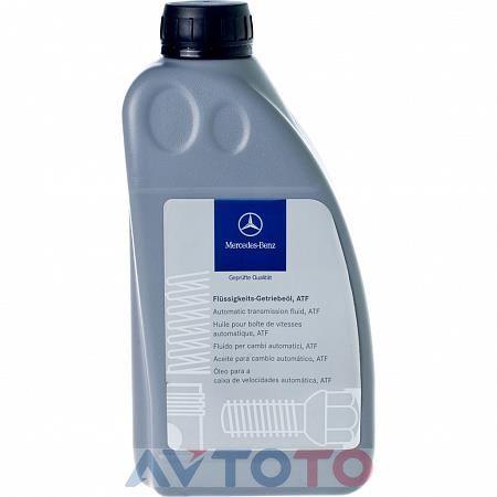Трансмиссионное масло Mercedes Benz A001989210310