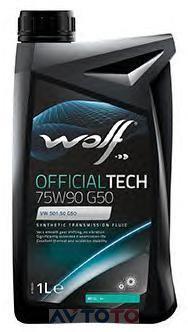 Трансмиссионное масло Wolf oil 8304101