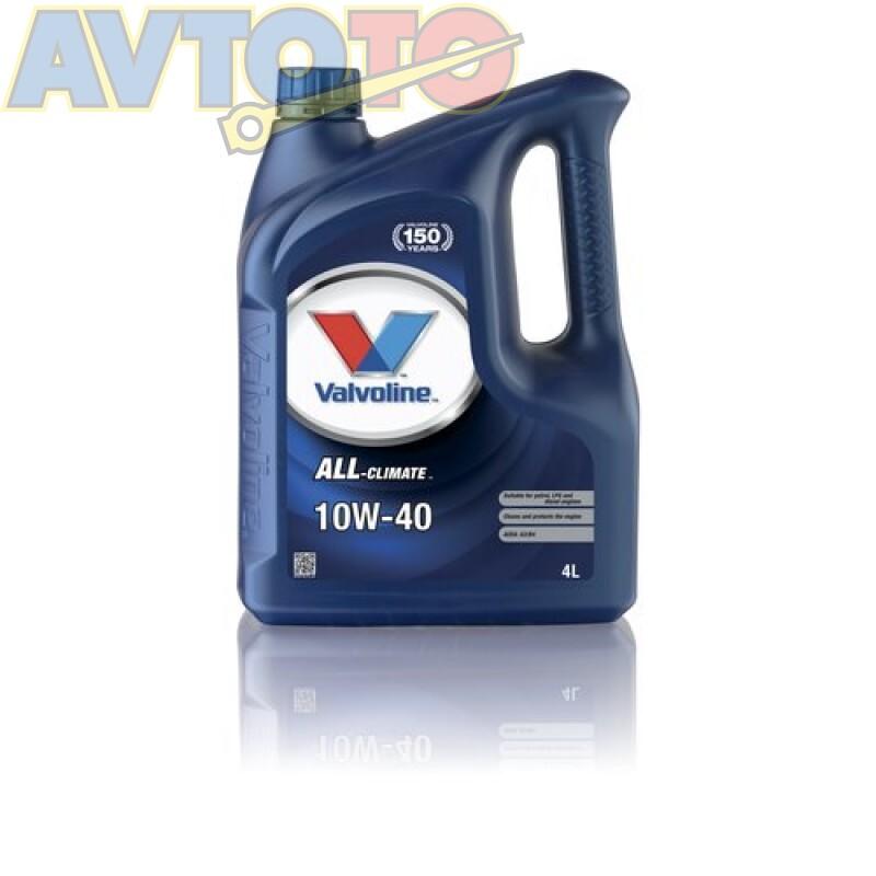 Моторное масло Valvoline 872780