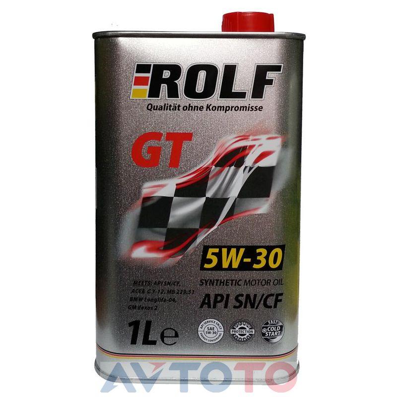 Моторное масло Rolf 107555