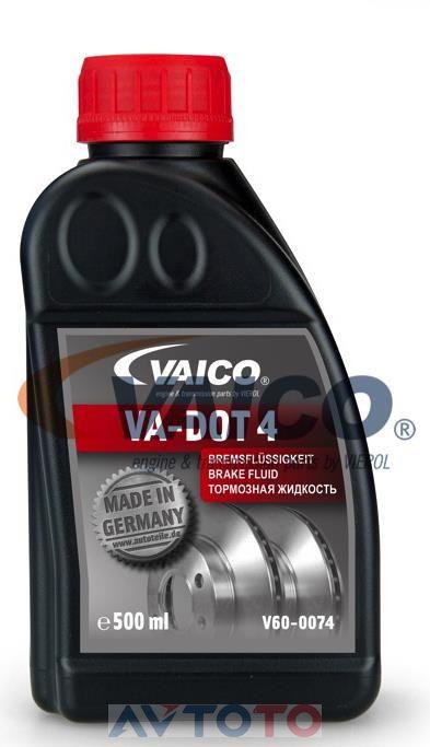 Тормозная жидкость Vaico V600074